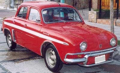 1965 Renault a