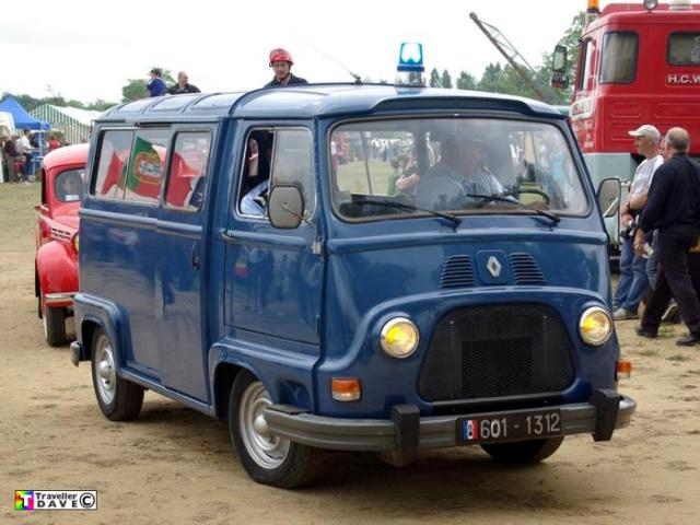 1965 renault,estafette,800