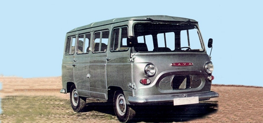 1965 SA VA J4