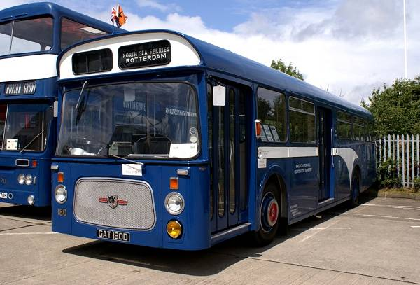 1966 Leyland Panthers and carries a Roe body