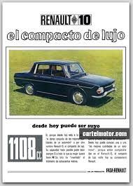 1966 Renault 10