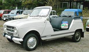 1968-71 Renault 4 Plein Air