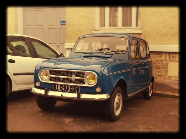 1968 Renault 4 L