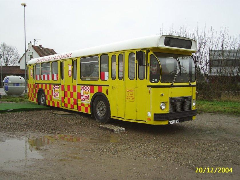 1968 Saviem SC 10 U