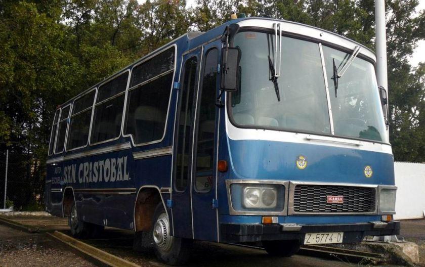 1970 Sava-Pegaso 5720 (Icarsa)