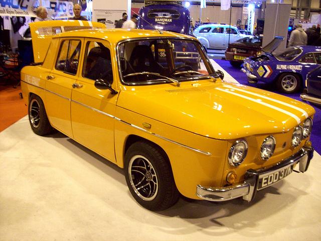 1971 268 Renault-Alpine R8 Gordini