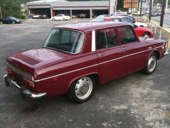 1971 Renault 10