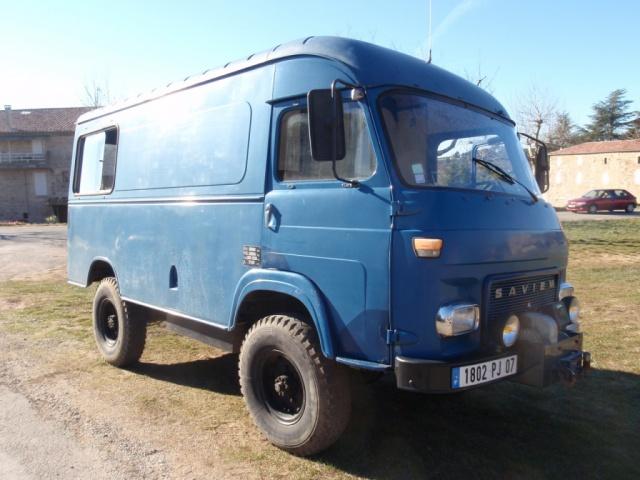 1971 Renault 11 - SAVIEM TP3