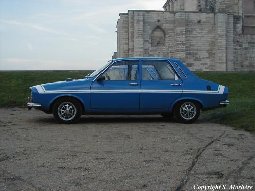 1971 Renault 12 Gordini a