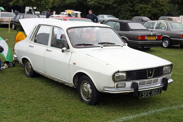 1971 Renault 12 TL