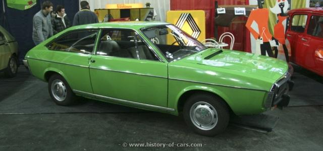 1971 Renault 15 TL
