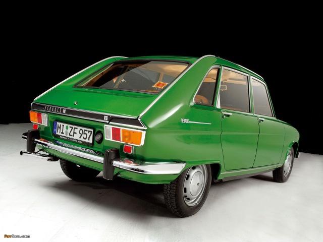 1971 Renault 16 TS 1971–77