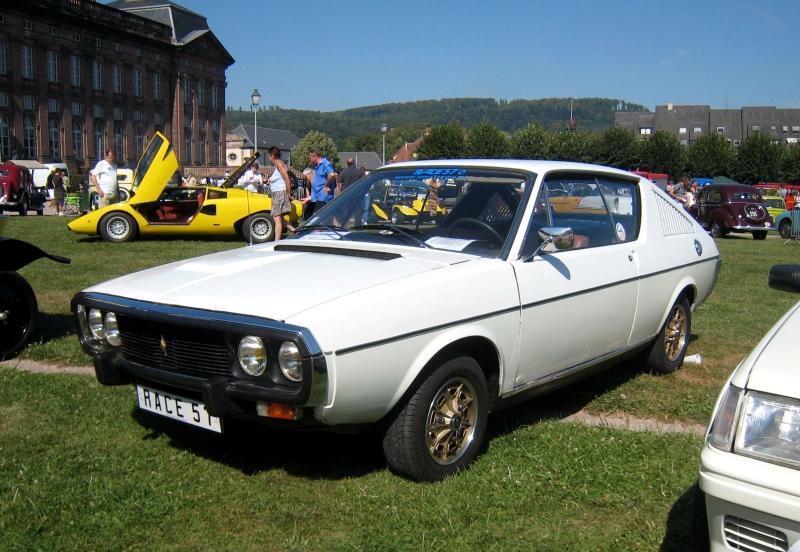 1971 Renault 17 TL de 1971