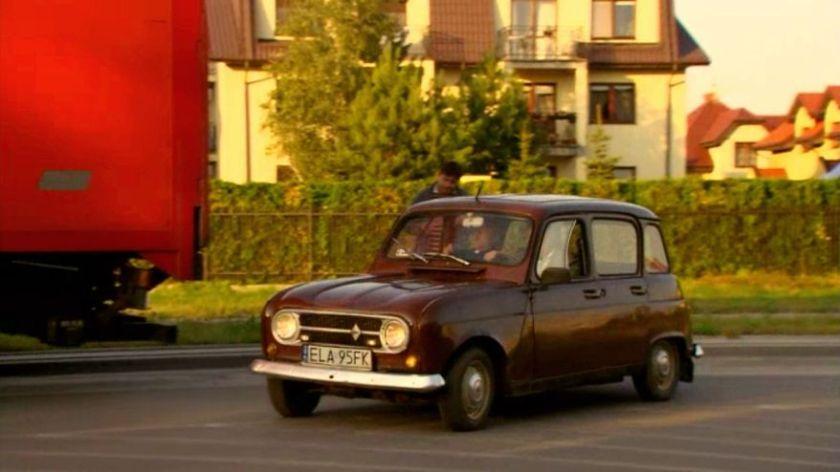 1971 Renault 4 L