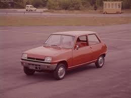 1971 Renault 5 TL