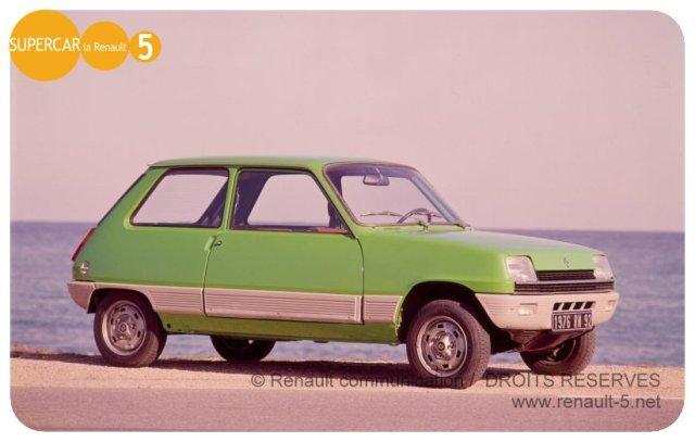 1971 Renault Alpine Turbo GTL 1397cc
