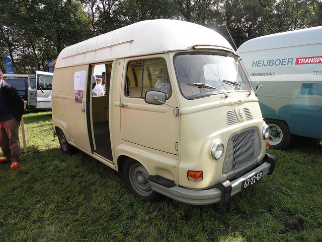 1971 Renault Estafette Super
