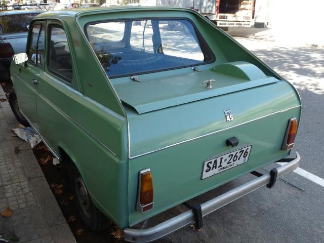 1971 Renault Mini 4S