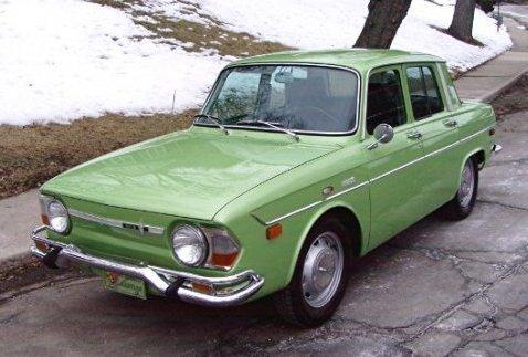 1971 Renault R10 Sedan