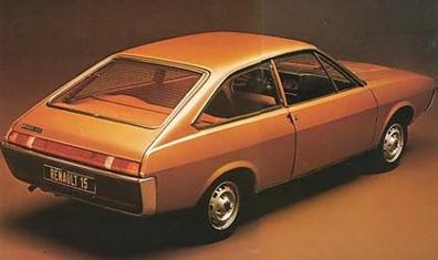 1971 Renault R15