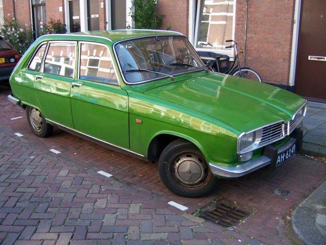 1971 Renault R16 TS
