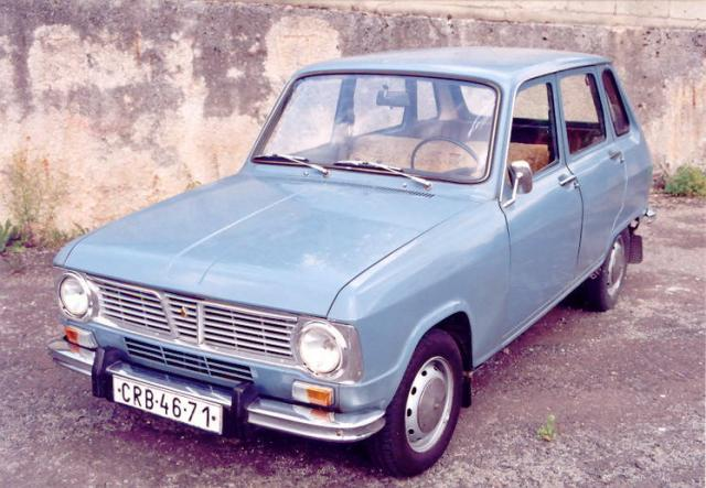 1971 Renault-R6TL-1971