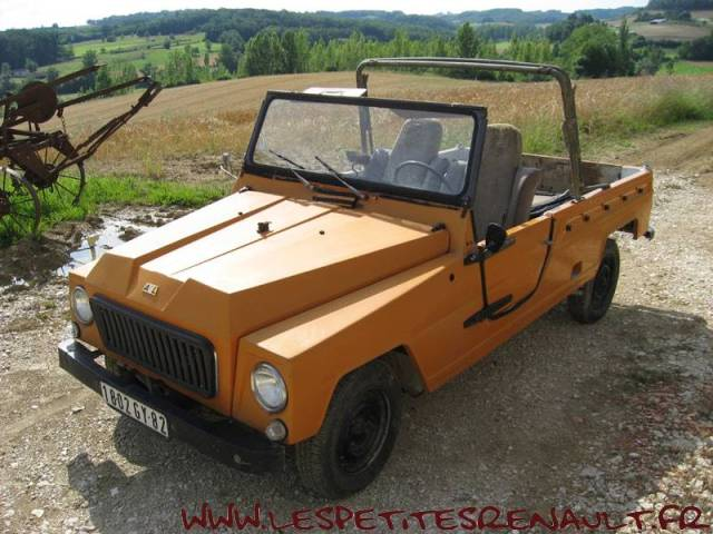 1971 Renault Rodeo ACL Evasion