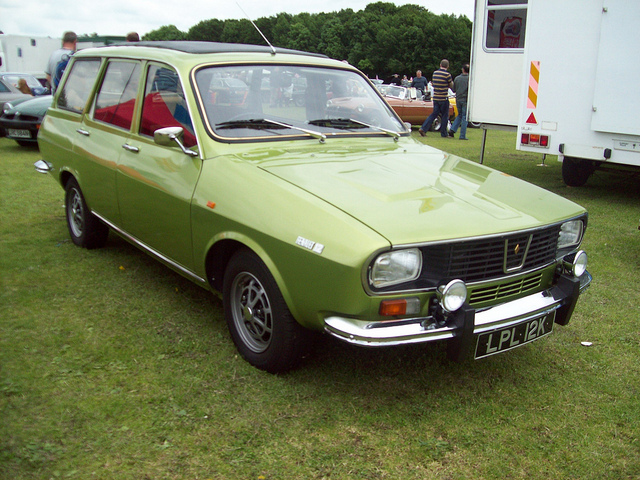 1972 315 Renault 12 Estate (1972)