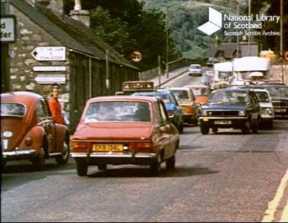 1972 Renault 12 TL Série 1