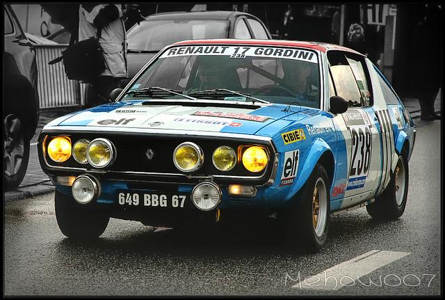 1972 renault 17G