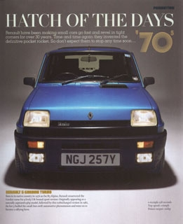 1972 Renault 5 super