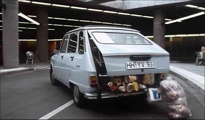 1972 Renault 6 TL Série 1 [X18]