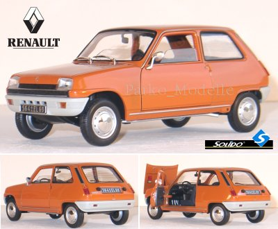 1972 Renault_5_1972_orange