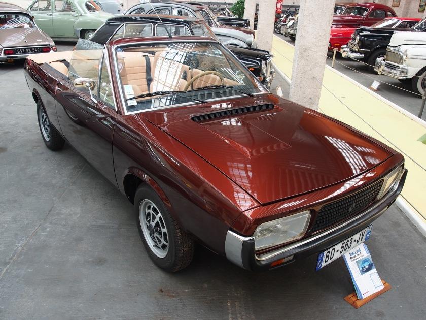 1972 Renault 15/17