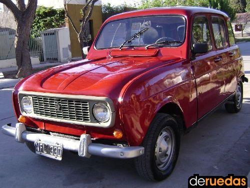 1973 Renault 4 modelo 1973 super ganga
