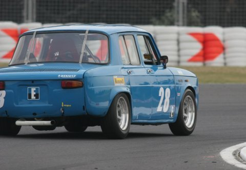 1973 Renault Gordini R8 S Race Car