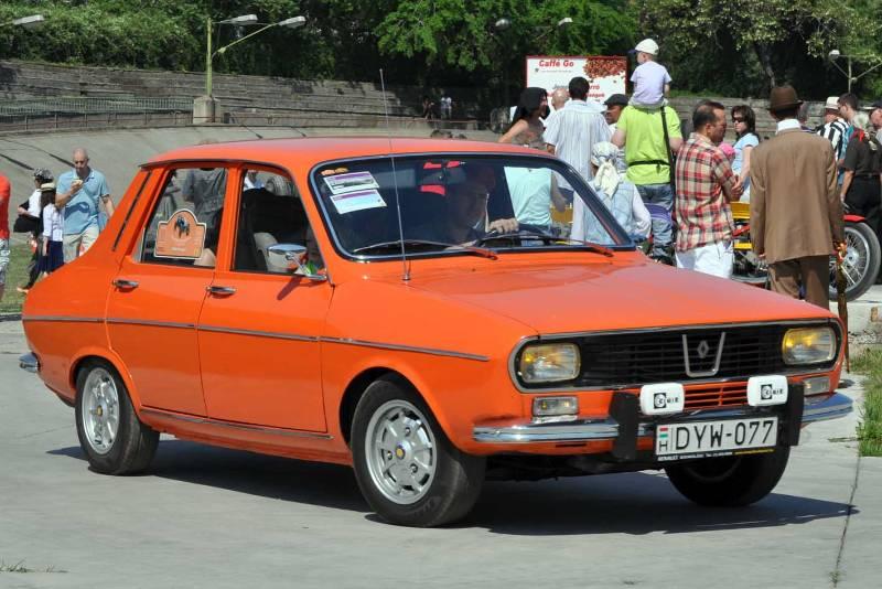 Renault R12 TS (1973)
