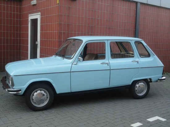 1973 Renault-R6TL-1973