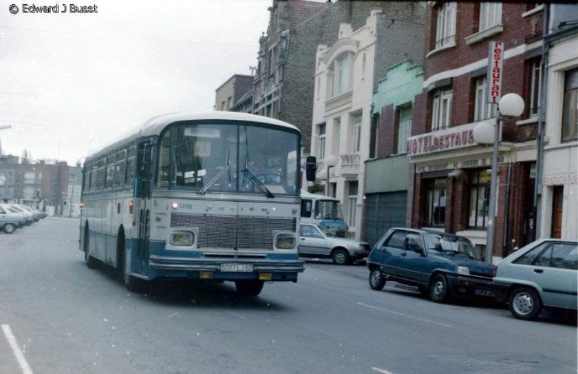 1973 Saviem S45GT a