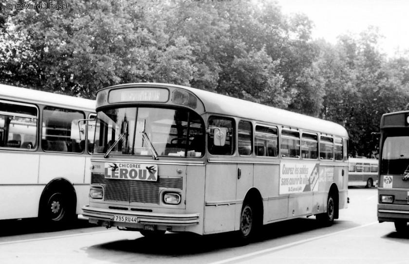 1973 Saviem S45GT