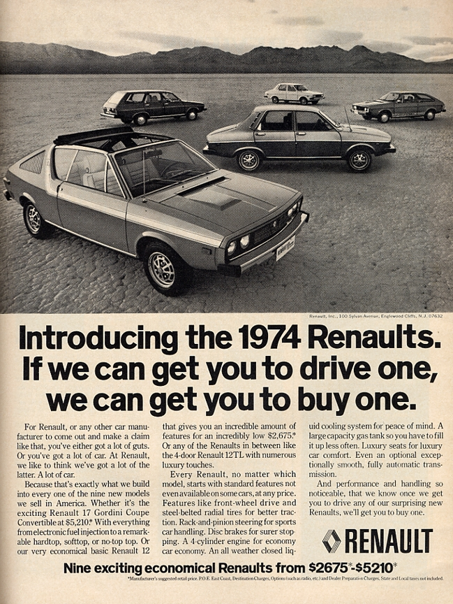 1974 ad_renault_1974_line_bw