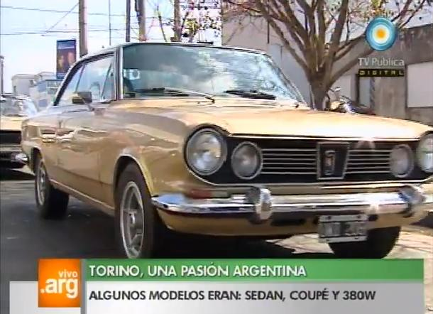 1974 IKA-Renault Torino TS