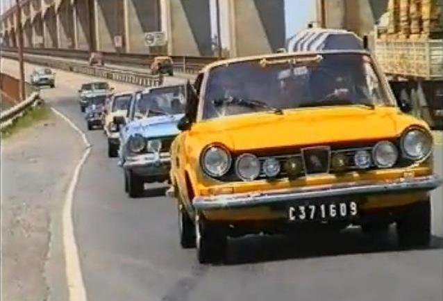1974 IKA-Renault Torino TSa
