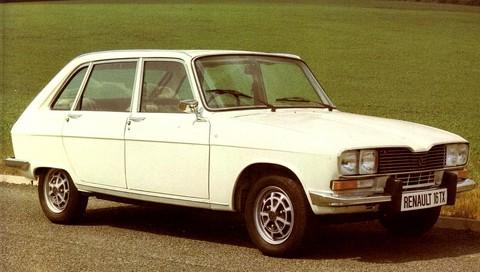 1974 Renault 16 TX