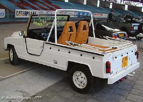 1974 Renault 4 Rodeo