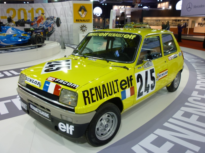1974 Renault 5 LS Coupe