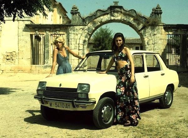 1974 Renault 7b