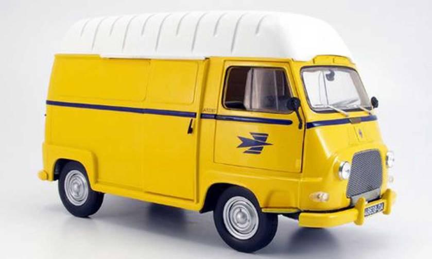 1974 Renault Estafette Hochdach Lieferwagen La Poste