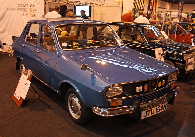 1975 Renault 12 TL