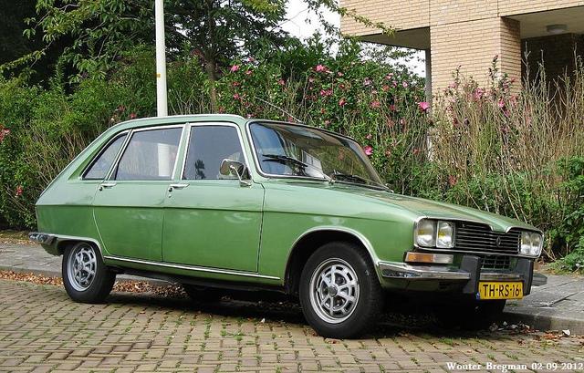 1975 Renault 16 TX